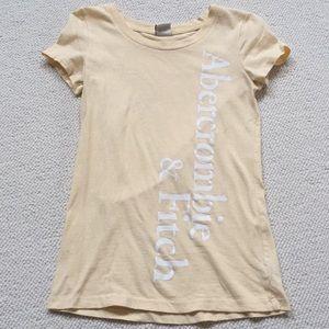 A&F Tee shirt